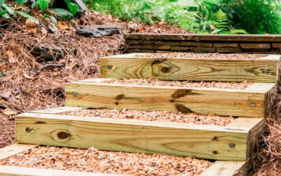How Do You Keep Landscape Timbers From Rotting?